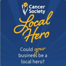 Local Hero - Cancer Society