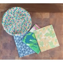 Medium Beeswax Wrap (23 X 27 cm approximately)
